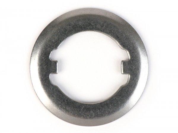 Arandela de seguridad Polea/convertidor trasero -Calidad OEM- Piaggio Ciao, SI, Bravo, Boxer