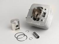 Cilindro -PIAGGIO 125 ccm- Piaggio AC 2 tiempos Maxi- Piaggio SKR125, Skipper125, Aprilia SR125
