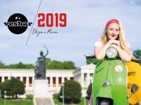 Calendar -VESBAR 2019 Edizione Monaco- DIN A3 (420x270mm) - quer