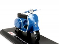 Model -MAISTO 1:18- Vespa 150 Sprint Veloce (1969) - blue