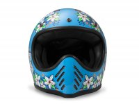 Casco -DMD Seventyfive- casco de motocross, vintage - Aloha - M (57-58cm)