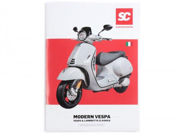 Catalogar -SC MODERN VESPA + KLASSIK- edición 2020/2021 - italiano