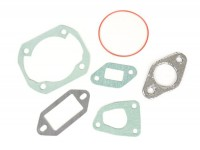 Cylinder gasket set -MALOSSI MHR 136cc- Vespa V50, PV125, ET3, PK50, PK80, PK125 - incl. O-ring
