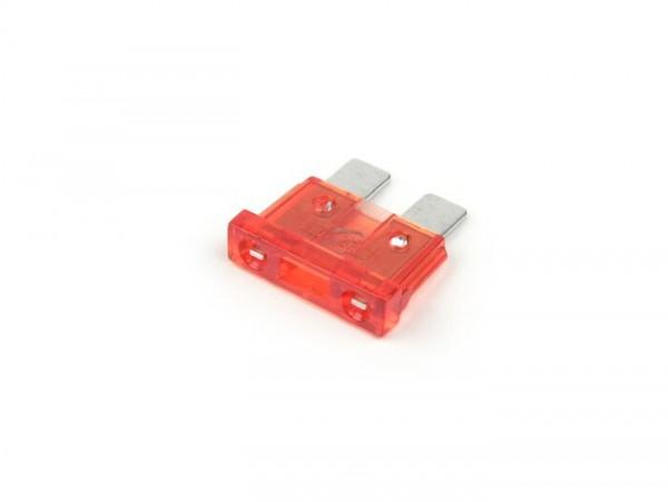 Fuse -FLAT-FUSE (Type ATO, MIDI, FK2, TF) -10A - red