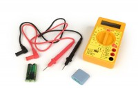 Digital multimeter-CTM-23 Eco- 2V-250V- with acustic continuity tester