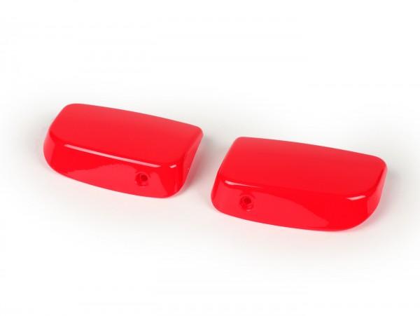 Abdeckung Bremspumpe-Set -BGM PRO, ohne Spiegellöcher- Vespa GTL125/200 (ZAPM311, ZAPM312), GTS125 (ZAPM313), GTS250 (ZAPM451), GTS300 (ZAPM452), GTS i.e. Super125 (ZAPM453), GTS i.e. Super300 (ZAPM452) - rot (894 red dragon)