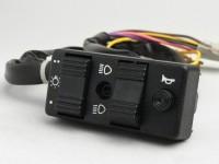 Lichtschalter -GRABOR- Vespa PK125 XL/ETS, Vespa PX Elestart (1984-1998) - 10 Kabel (DC, Modelle mit Batterie, Schliesser)