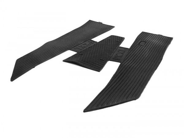 Alfombra completa -VESPA- PK XL1 - negro