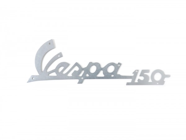 Schriftzug Beinschild -OEM QUALITÄT- Vespa 150 - Vespa 150 (VBA, ab Bj. 1959), Vespa 150 (VBB, ab Bj. 1961)