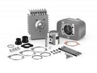 Cylinder -MALOSSI 75 cc BIG D.E.P.S.- Piaggio Bravo, Boss, Grillo, SI (gudgeon pin = Ø 10mm) - milling engine casing is required