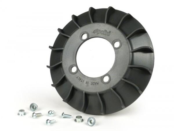 Ventilador para rotor volante -POLINI- Vespa V50, PV125, ET3, PK S (repuesto para encendido ref. P1710545)