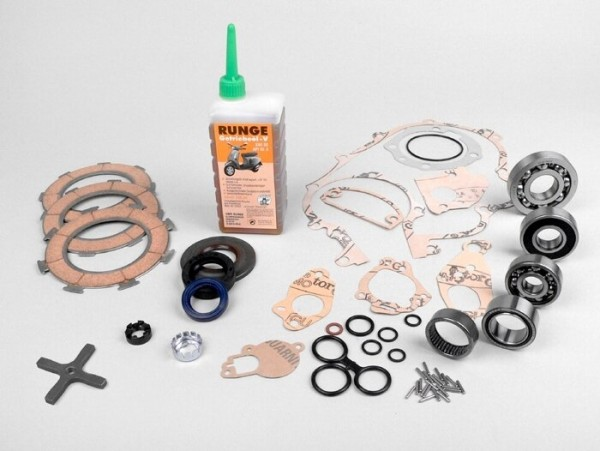 Engine repair kit -OEM QUALITY- Vespa PX200, Cosa200 (1993-1997)