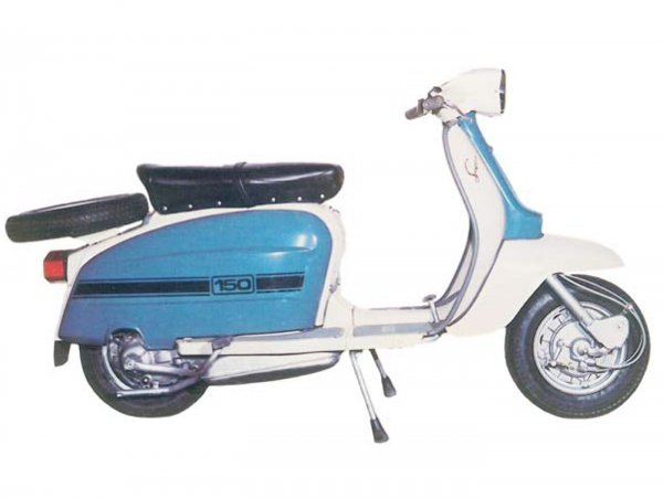 Lambretta (Serveta) Scooterlinea 150