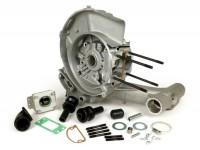 Engine casing -PINASCO Slave, reed valve intake- Vespa T5 125cc