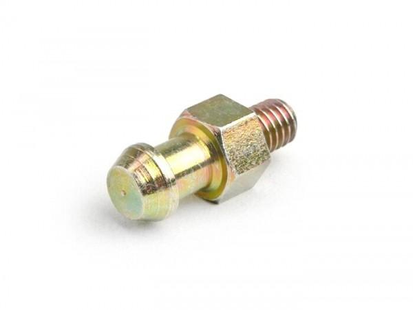 Water pump impeller drive pin Minarelli 50cc LC