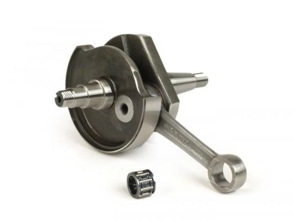 Cigüeñal -TAMENI Racing (válvula rotativa)- Vespa V50, PK50 S (cono Ø=19mm)