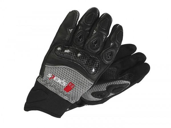 Gloves -SPEEDS X-Way, women- black/grey - XL