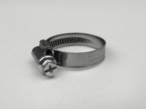 Hose clamp -UNIVERSAL- 20-32mm - band width = 9mm