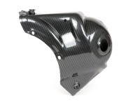 Cylinder cowling -CIF carbon look- Vespa PV125, ET3, PK125 S/XL (for cylinder 125-136cc)
