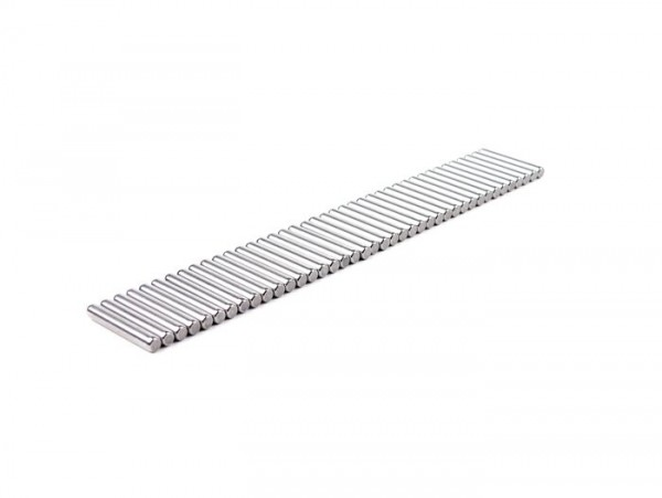 Needle set for clutch bearing -OEM QUALITY- Vespa Wideframe V1-15, V30-V33, VM, VN, VL, VB- 2.5x15.8mm 40 pcs