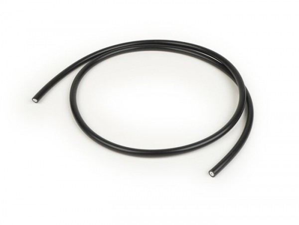 Ignition cable -UNIVERSAL Ø=7mm- 100cm - black