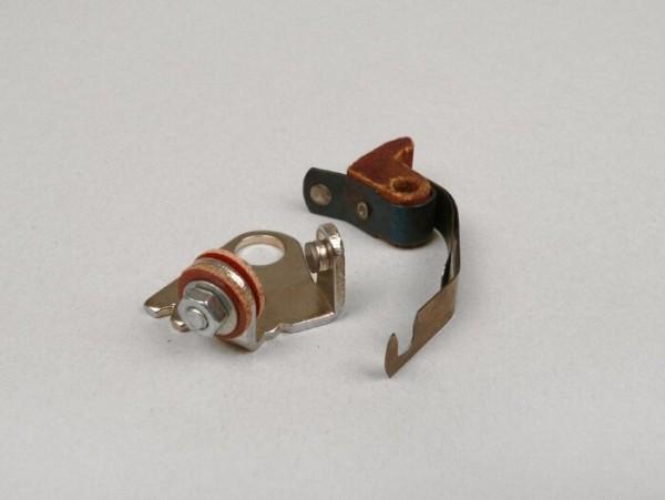Platinos -FILSO- Lambretta Modell D & LD 125 (años 1956-57), D & LD 150 (años 1956-57)
