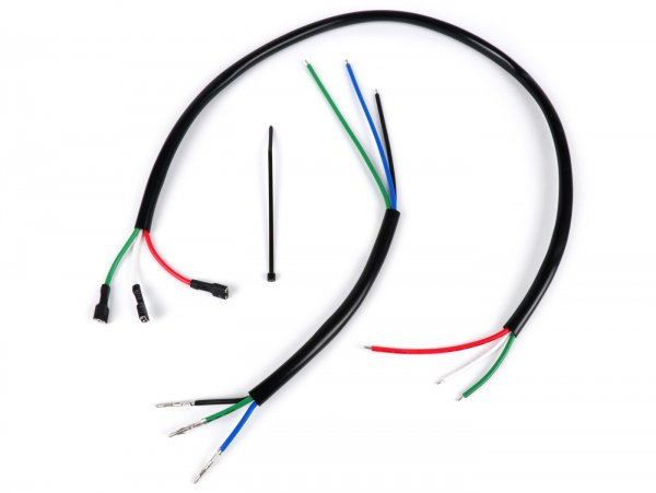 Wire group for sator plate -VESPA- Vespa PK (6 wires)