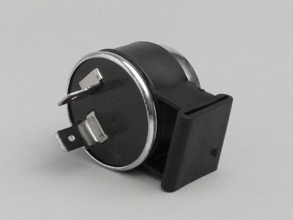 Blinkrelais -UNIVERSAL 2-Pin- 12V 10-25W - AC/DC