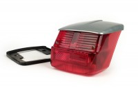 Tail light -BGM ORIGINAL- Vespa Rally180 (VSD1T), Rally200 (VSE1T), GTR125 (VNL2T), TS125 (VNL3T), V50 Spezial (german), 50 SR, PV125 (german)