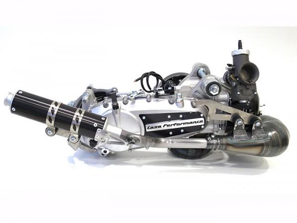 Motor -CASA PERFORMANCE, SSR265 Scuderia- Lambretta GP/DL - schwarz/Silbern