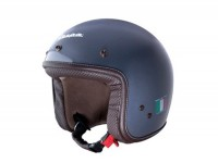 Helmet -VESPA Pxential- open face helmet, silver Dolomiti - XS (52-54cm)