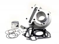 Zylinder -BGM ORIGINAL 50 ccm Aluminium- GY6 (4-Takt) (139 QMB)