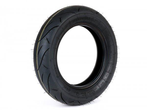 Neumático -HEIDENAU K80SR- 120/80 - 12 pulgadas TL 65M SRM2 N.H.S. Racing