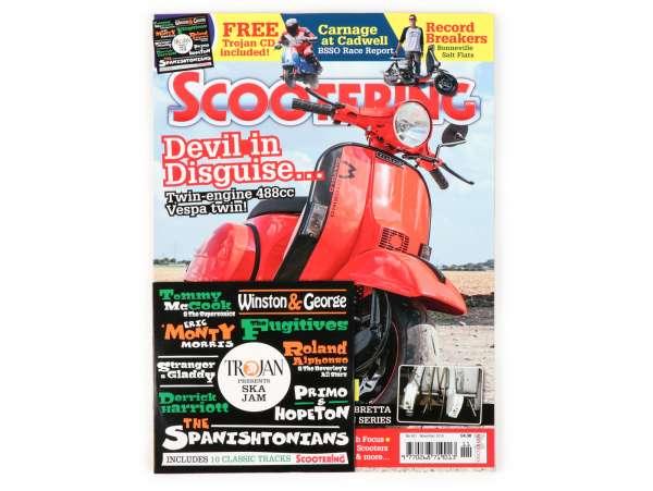 Revista Scootering - (401) noviembre 2019