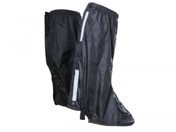 Cubierta de la lluvia de las botas -SCEED 42- textil, negro - L