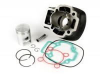 Zylinder -BGM ORIGINAL 50 ccm- Piaggio LC (4-eckiger Kopf) 2-Takt