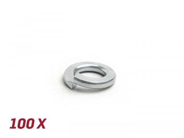 Sprengring -DIN 127- M6 - 100 Stück