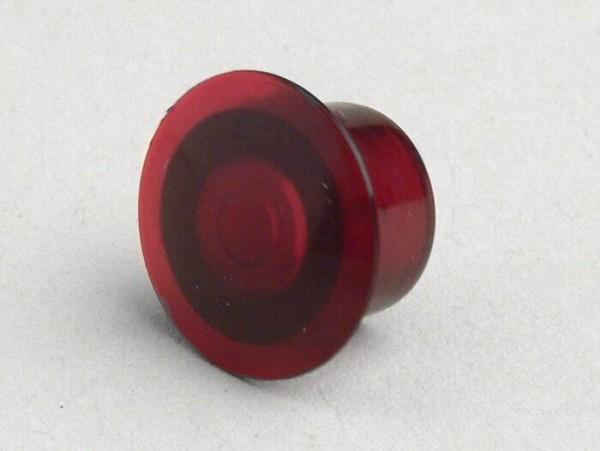 Testigo -VESPA- VL3T, VB1T, VBA1T - rojo (Ø=9,5mm)