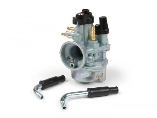 Vergaser -BGM PRO PHBN 17,5- Minarelli 50 ccm (manueller Choke) - AW=23mm-