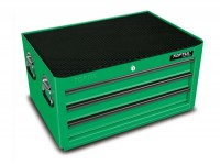 Tool chest with 3 drawer -TOPTUL- 157 pcs