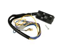 Lichtschalter -VESPA- PX (1984-1998) - 7 Kabel (AC, Modelle ohne Batterie, Öffner)