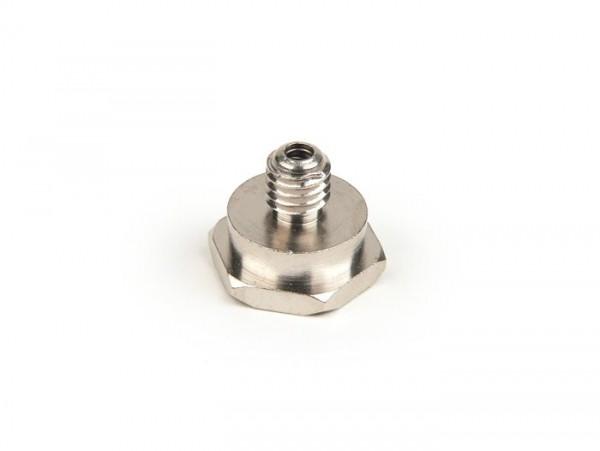 Schmiernippel -TECALEMIT ähnl. DIN3404- M6 - Schlüsselweite 14mm