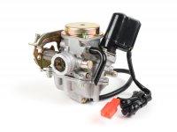 Carburettor -OEM QUALITY PO 18mm- GY6 (4-stroke) 50cc (139QMB)