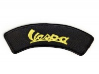 Patch  -VESPA (vintage)- black/yellow - shoulder - 100x35mm