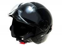Helmet -FM-HELMETS F29- black -