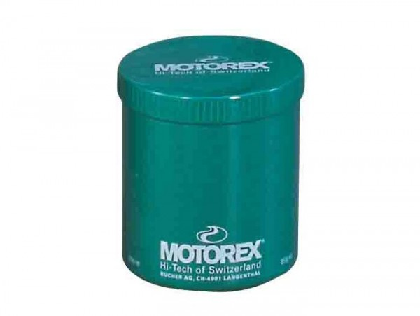 High preassure grease -MOTOREX Grease 3000- 850g - for bearings, wheel axle, -30°-+150°, high viscosity (NLGI2)