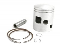 Piston -BGM ORIGINAL- Vespa 200cc - Vespa PX200, Rally200, Cosa200 - 66.5mm