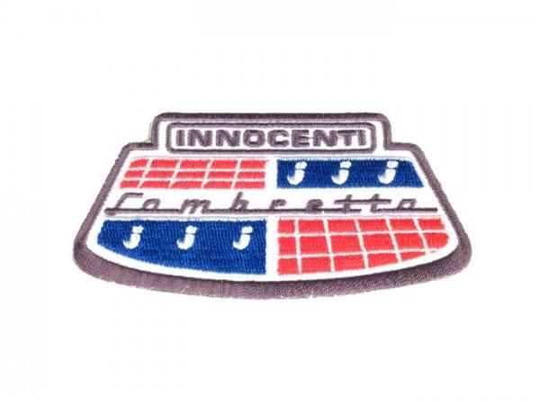 Patch  -LAMBRETTA Innocenti logo- 95x45mm