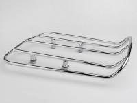 Gepäckträger hinten -JOCKEYS Sprint Rack- Lambretta LI (Serie 3), LIS, SX, TV (Serie 3), DL, GP - Chrom