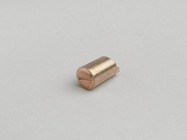 Clutch pressure pad -OEM QUALITY- Vespa V50, V90 (-1977), PV125 (-1977), ET3 (-1977), SS50, SS90 - 1 leg